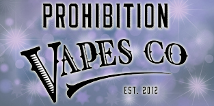 Prohibition Vapes Co Aroma
