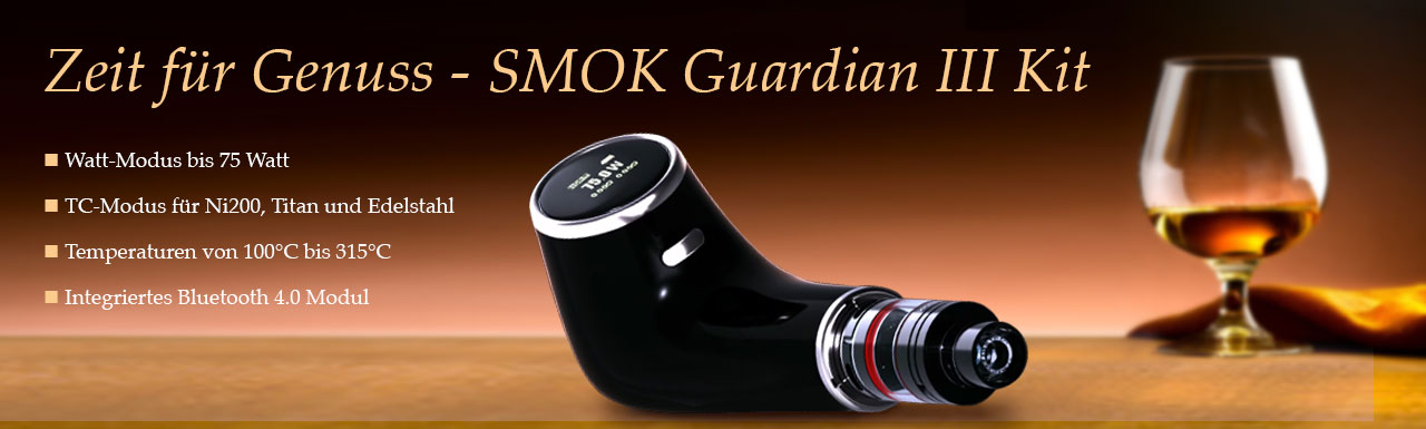 SMOK Guardian III Set