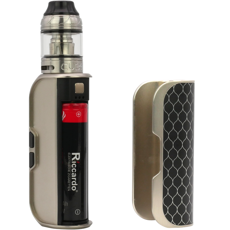 OBS Cube FP Kit - 80 Watt + 4,0 ml Cube Tank