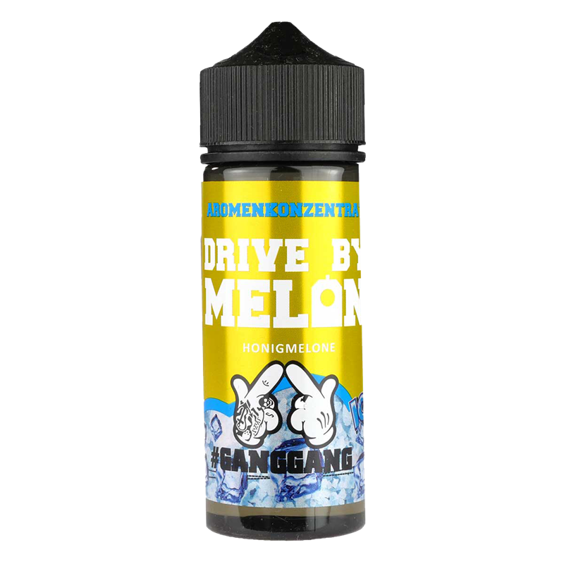 ganggang Aroma - Drive By Melon Ice - 20 ml