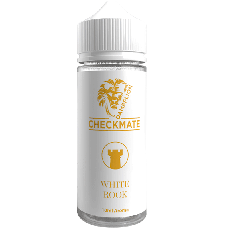 Dampflion - Checkmate - White Rook - Aroma - 10 ml