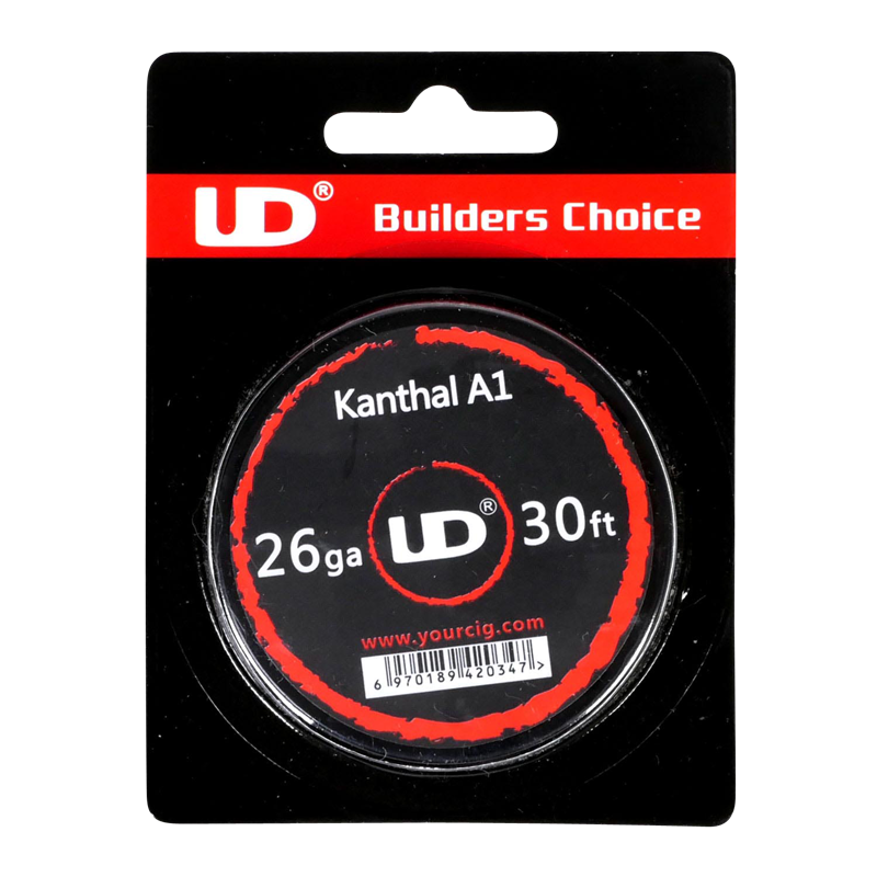 UD Kanthal Draht - 9 m Rolle