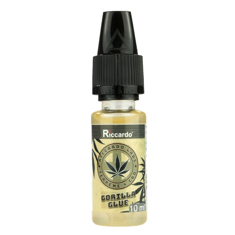 Riccardo CBD Liquid - Terpene - Gorilla Glue - 10 ml