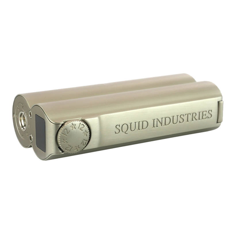 Squid Industries Double Barrel V3 Box Mod - 150W Akkuträger