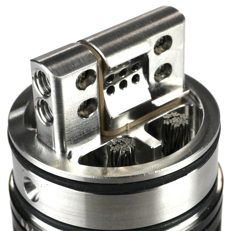 Vapefly Brunhilde RTA - 25 mm - 8,0 ml - Dual Coil