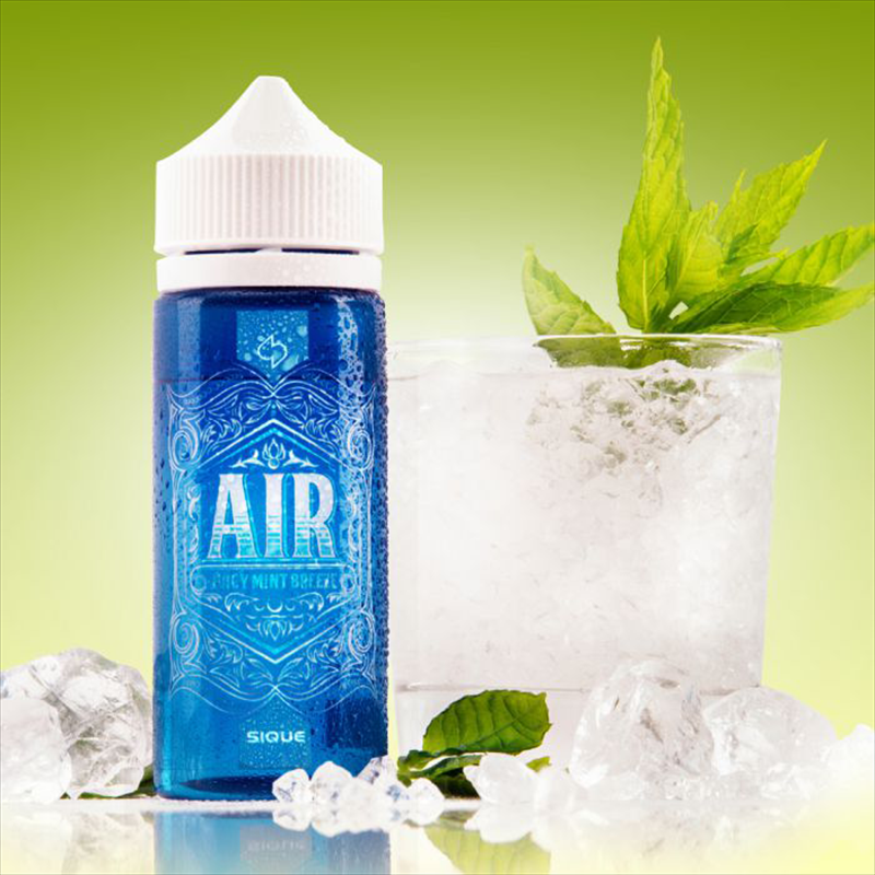 E-Liquid Sique - AIR - 100 ml - DIY