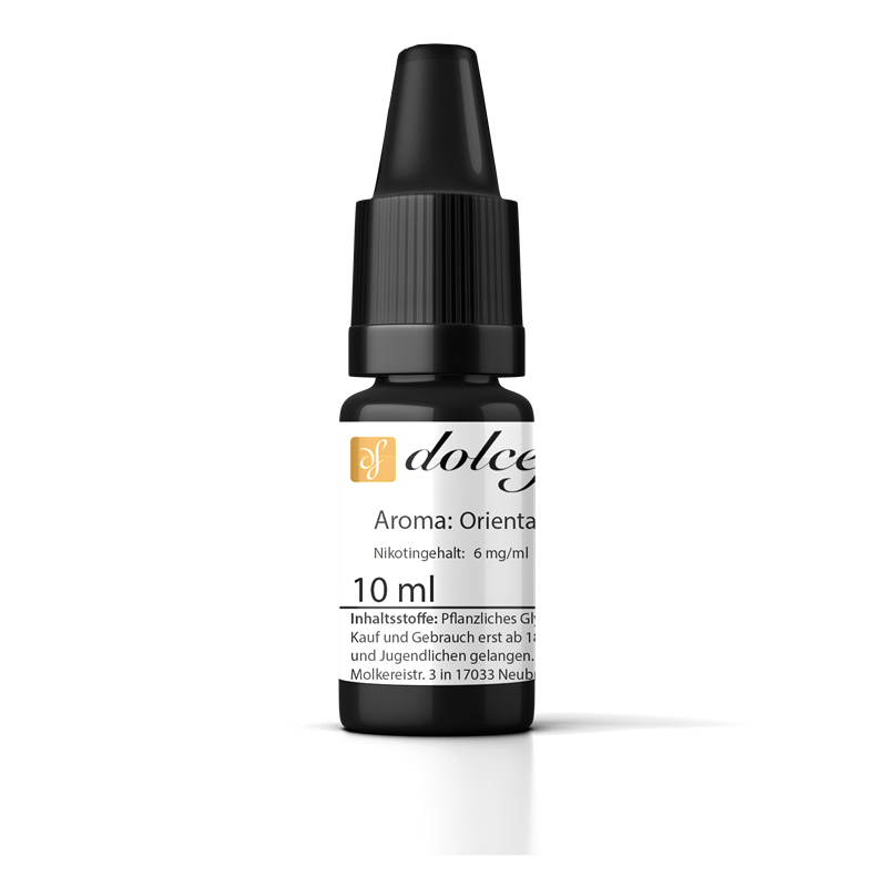 Dolcefumo - Oriental - 10 ml E-Liquid