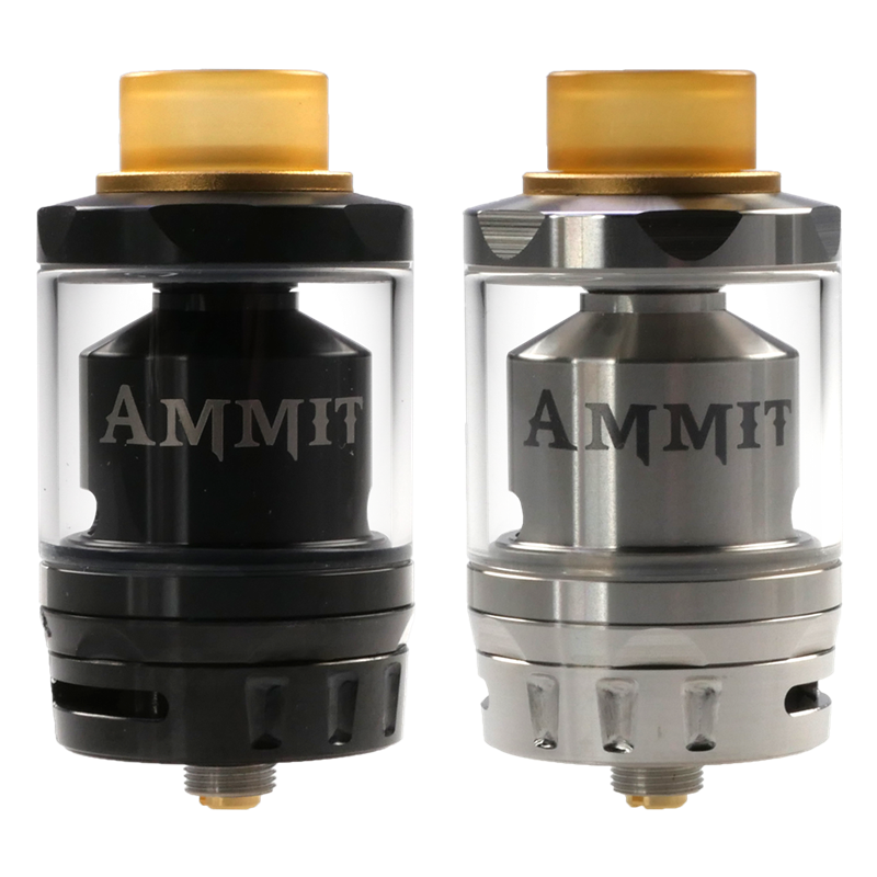 GeekVape Ammit Dual Coil RTA Clearomizer - 25 mm R - 6 ml