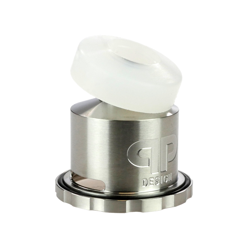 QP Design Fatality M25 RTA - 25 mm - 5,5 ml - Dual Coil