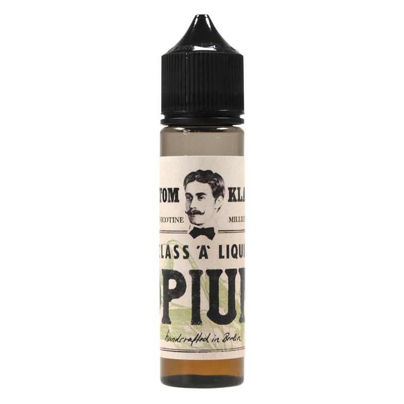 E-Liquid Tom Klark's - OPIUM - Bundle - 50 ml + 10 ml