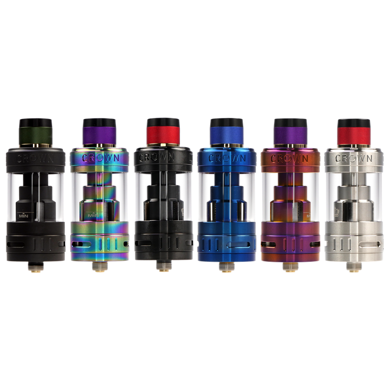 Uwell Crown 3 Clearomizer - 24,5 mm R - 5,0 ml