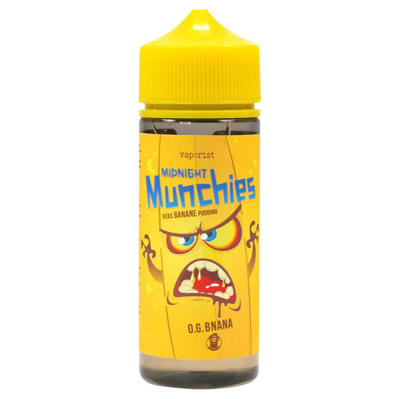 E-Liquid Vaporist - Midnight Munchies O.G. Bnana - 100 ml