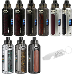 Lost Vape Ursa Quest Multi Kit - Pod System - 100 W - 6,0/7,0 ml