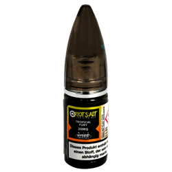 Riot Squad - Tropical Fury- 20 mg/ml - Hybrid Nic Salt 10 ml