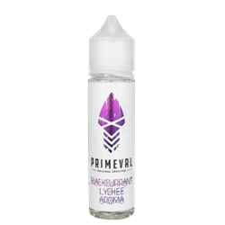 Primeval - Blackcurrant Lychee - 12 ml Aroma - Longfill