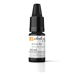 Dolcefumo - Früchte - Red - 10 ml E-Liquid