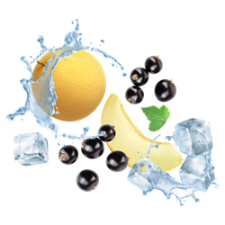 E-Liquid Honeydew Black Ice by Red Dragon