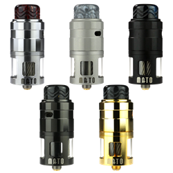 VandyVape Mato RDTA Clearomizer - 24 mm - 5,0 ml - DL