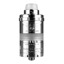 Vapor Giant Kronos 2 M - MTL / DL RTA Tank - 25 mm - 5,5 ml