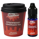 Coffee Mill Aroma Konzentrat - Strawberry Lemonade Tea -10ml