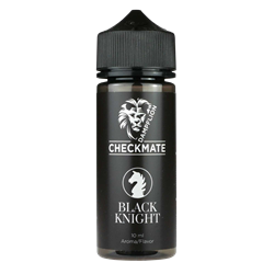 Dampflion - Checkmate - Black Knight - Aroma - 10 ml - DIY