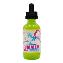 E-Liquid Dinner Lady - Summer Holidays - Guava Sunrise -50ml