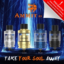 GeekVape Ammit 25 RTA Clearomizer - 25 mm Ø - 5 ml