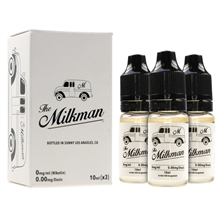 E-Liquid The Milkman - The Milkman - 3 x 10 ml