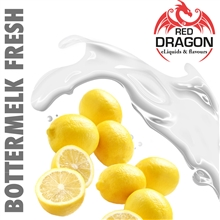 Aroma Konzentrat - Bottermelk Fresh by Red Dragon®