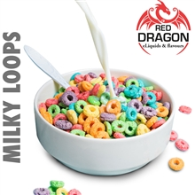 Aroma Konzentrat - Milky Loops by Red Dragon®