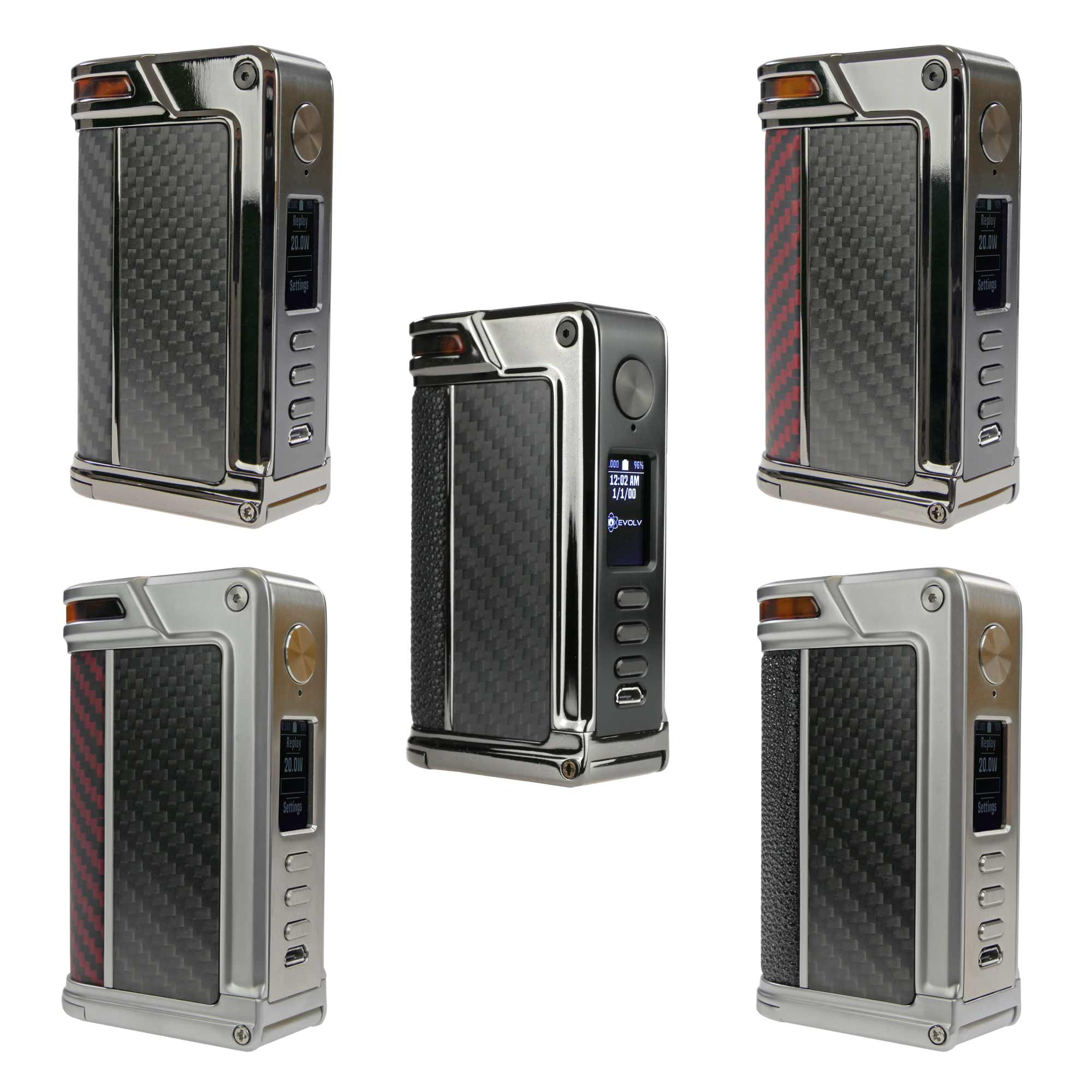 Lost Vape Paranormal DNA 250C Mod