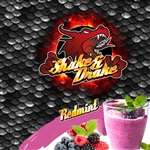 E-Liquid Shake and Drake - Redmint - DIY - 100 ml