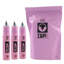 E-Liquid ZAP! Juice Purple Slushie - 3x10 ml