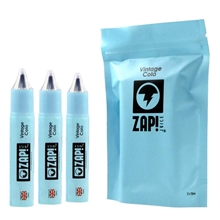 E-Liquid ZAP! Juice Vintage Cola - 3x10 ml