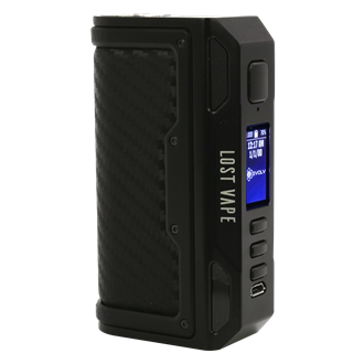 BA-Ware Lost Vape Thelema DNA 250C Box Mod - 200 Watt - black/carbon fiber