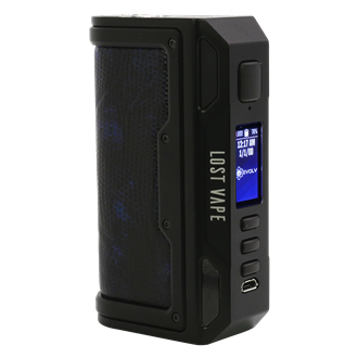 BA-Ware Lost Vape Thelema DNA 250C Box Mod - 200 Watt - black/voyages