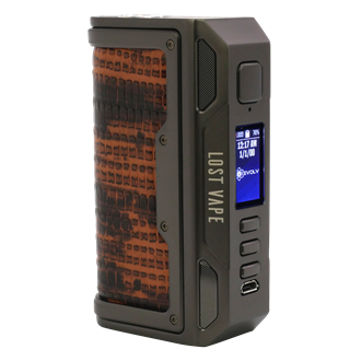 BA-Ware Lost Vape Thelema DNA 250C Box Mod - 200 Watt - gunmetal/desert fox