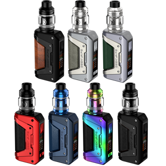 GeekVape AEGIS Legend 2 + Z Subohm Tank 2021 Kit - 200 W - 5,5 ml