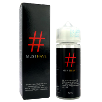 Must Have - # - by Culami - 10 ml Aroma