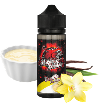 E-Liquid Shake and Drake - Vanille Pudding - 80 ml