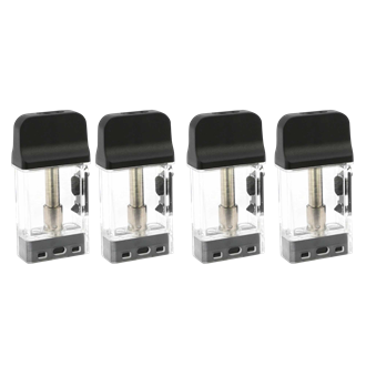 Lost Vape Cartridge 1,0 ml - Prana Pod - 4er Pack 1,2 Ohm
