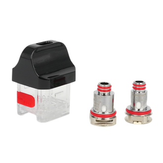 SMOK RPM40 Cartridge - incl. 2 Coils für RPM40 Kit