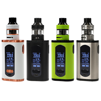 Eleaf Invoke mit ELLO T (2,0/4,0 ml) Set - 220 Watt
