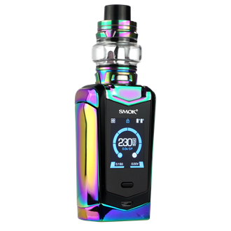 BA-Ware SMOK Species Kit - TFV Mini V2 Tank - 5,0ml - 230 Watt - 7 color/schwarz
