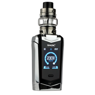 BA-Ware SMOK Species Kit - TFV Mini V2 Tank - 230W - 5ml - prism chrome/schwarz