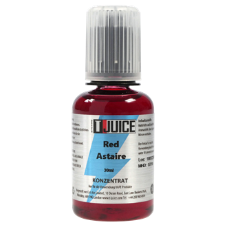 T-Juice Aroma Konzentrat - Red Astaire 30ml