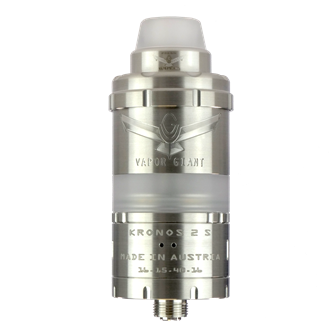 Vapor Giant Kronos 2 S - MTL / DL RTA Tank - 23 mm - 4,0 ml