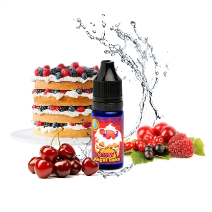 Big Mouth Aroma Konzentrat - Tasty Angel Cake - 10 ml