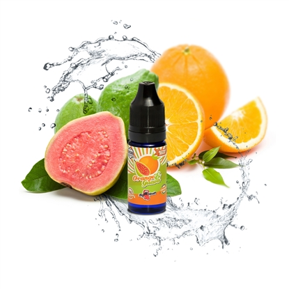 Big Mouth Aroma Konzentrat - Orange & Guava - 10 ml