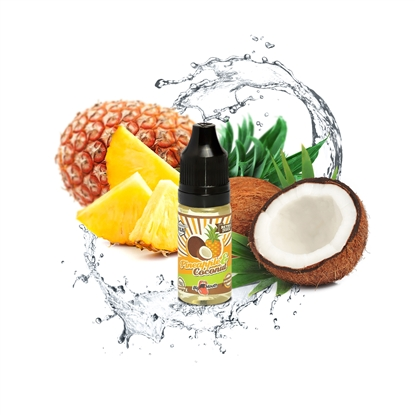 Big Mouth Aroma Konzentrat - Pineapple & Coconut - 10 ml